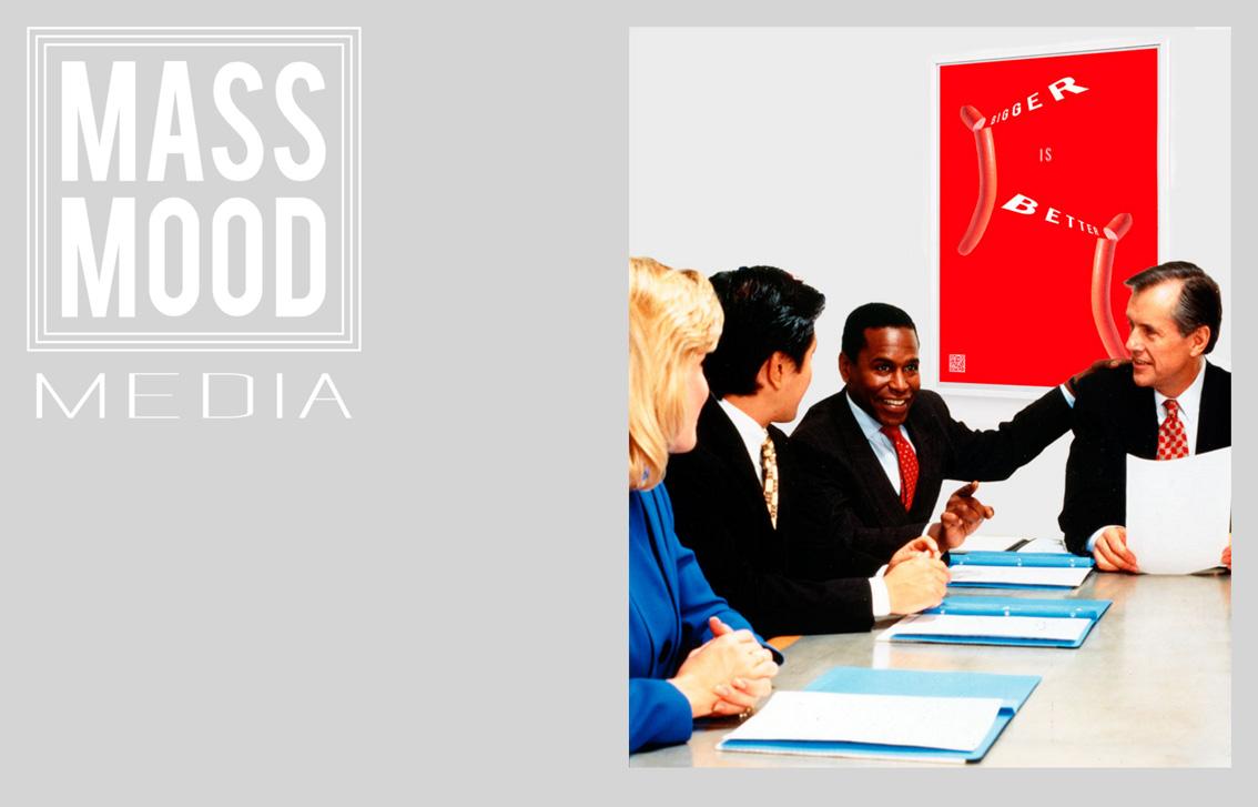Michael Croft | MASS MOOD Media | Bigger is Better